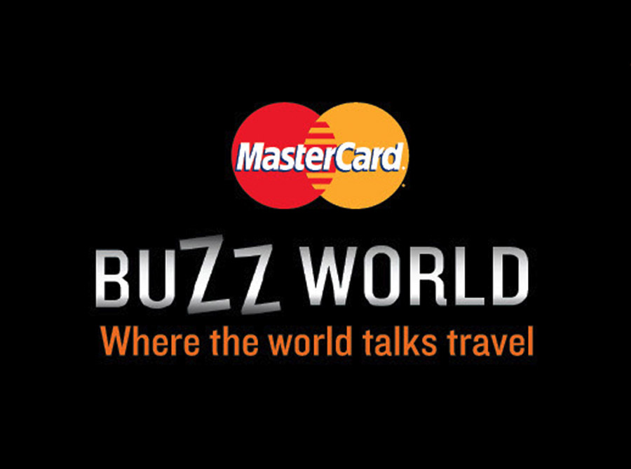 Mastercard 'Buzz World'