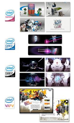02 - Intel online media projects