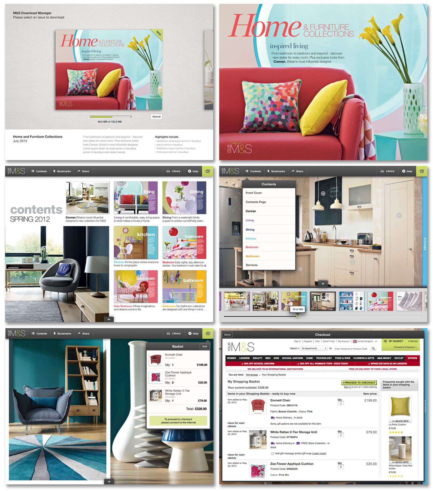 02 - M&S Home Furnishings