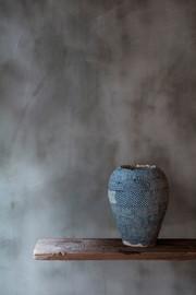 Blue Jar (in the process)