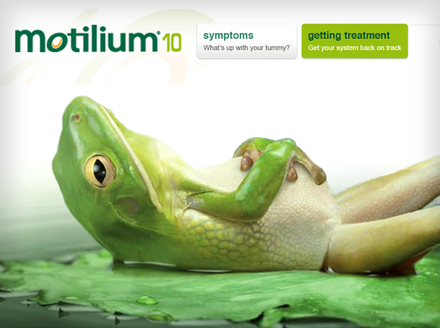 Motilium 10 website