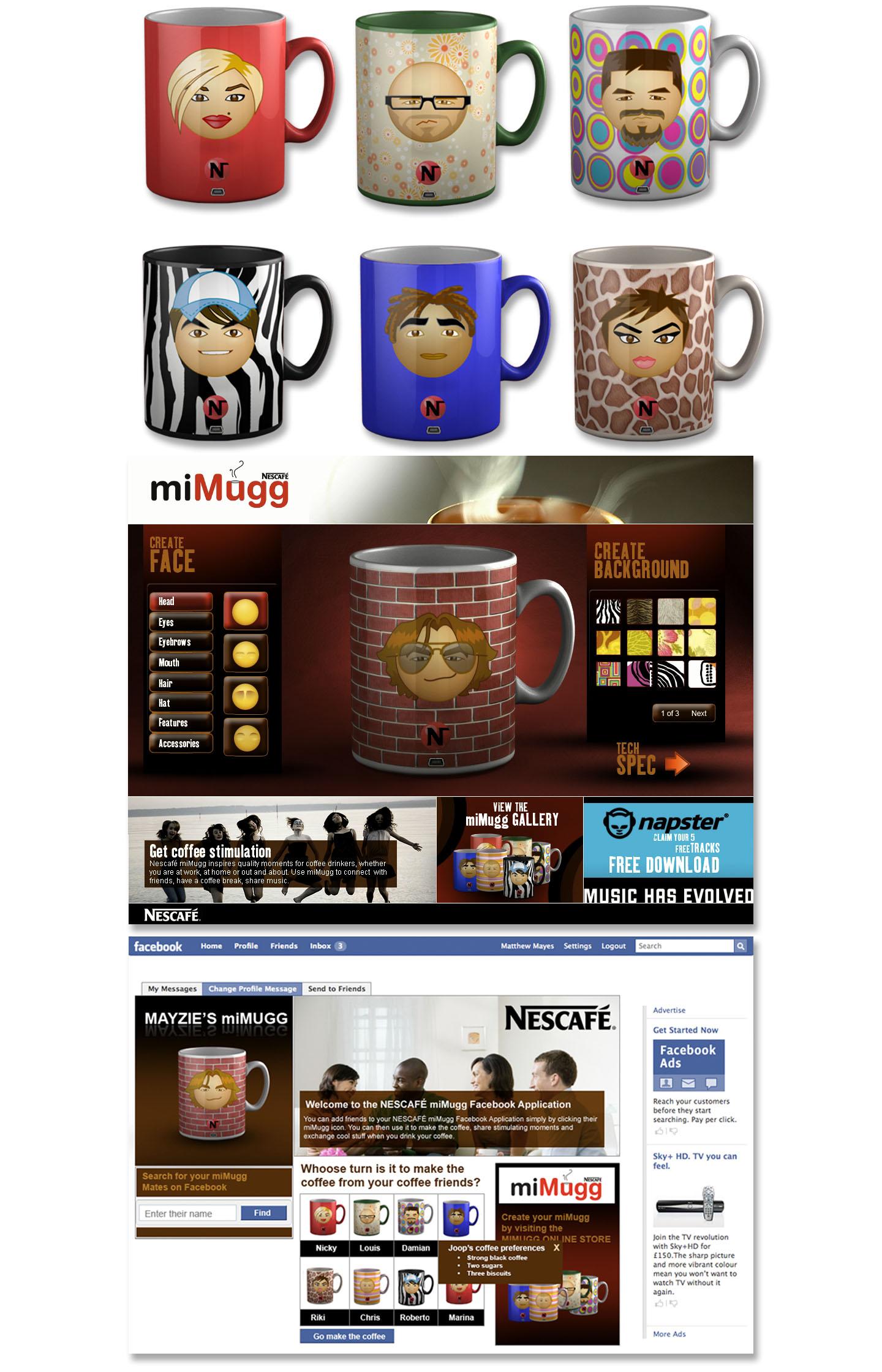 02 - Nescafe Mi Mugg Project
