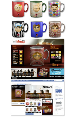 02 - Nescafe Mi Mugg Project