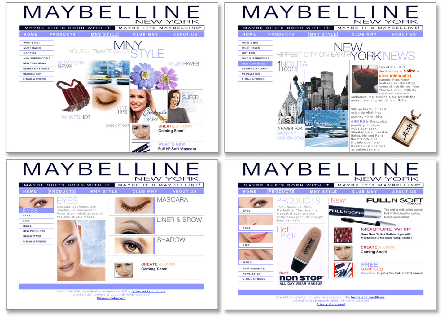 01 - Maybelline Project