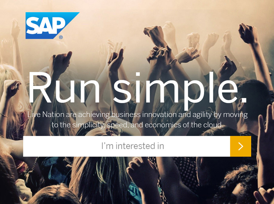 SAP UX Strategy