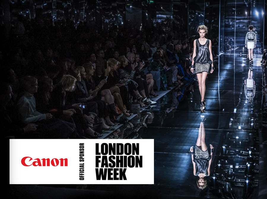 Canon London Fashion Week