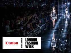 Canon London Fashion Week