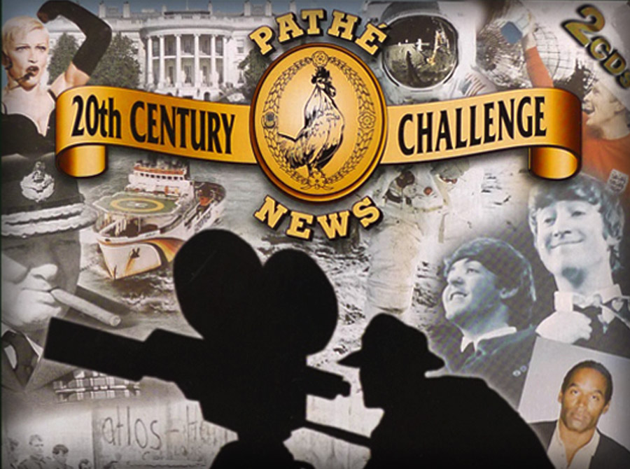 Pathé News 20th Century Challenge