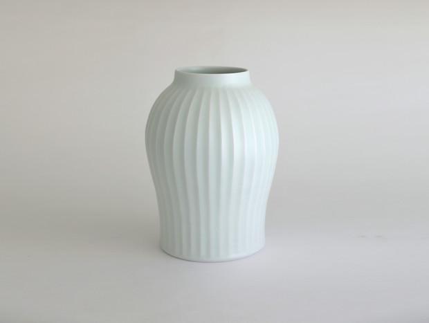Polygonal Vase