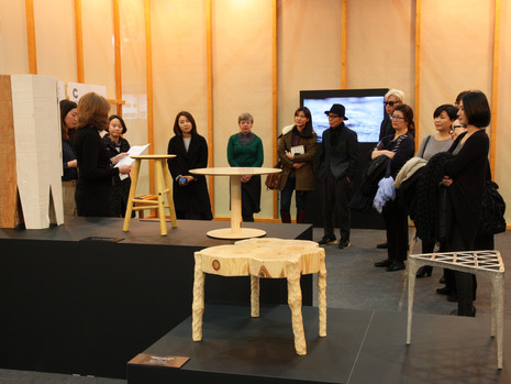 Crafts Council, The Craft Trend 2014, Seoul