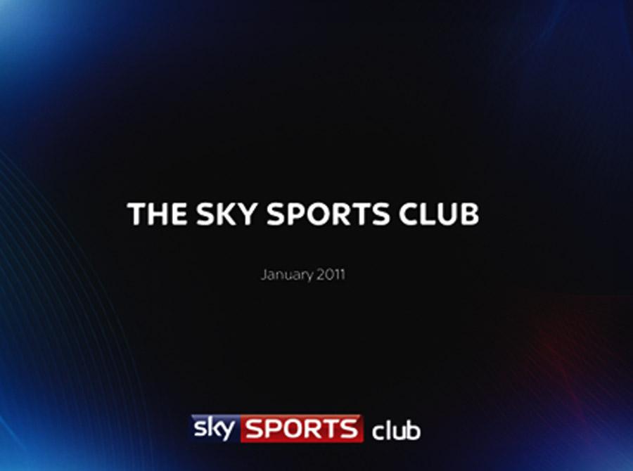 The Sky Sports Club