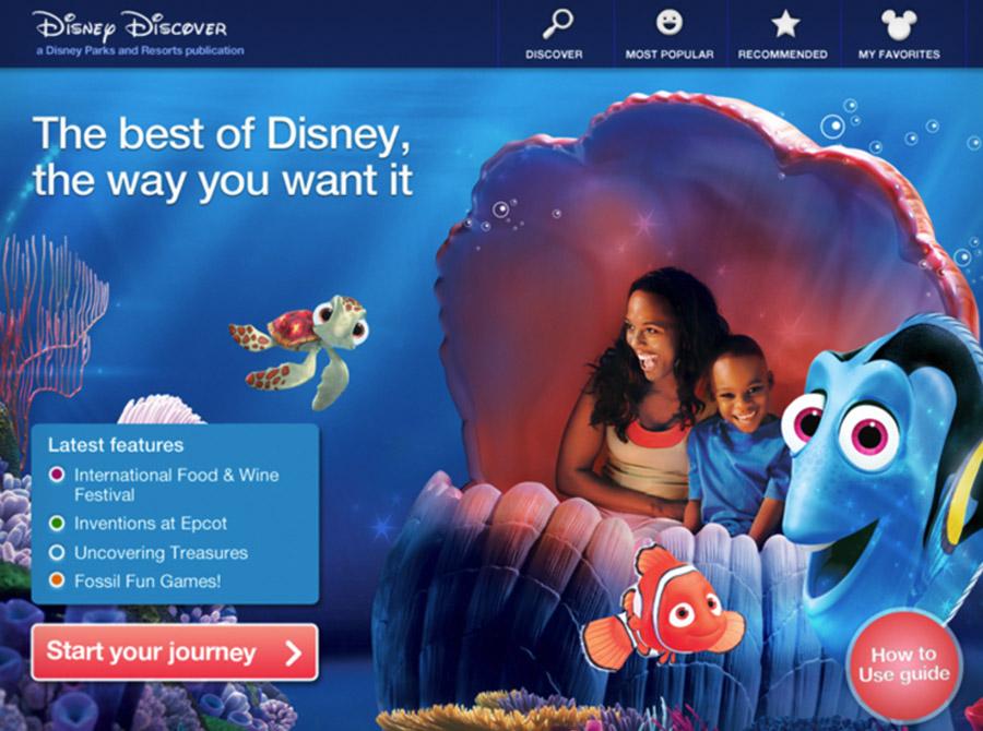 Disney 'Discoverer'