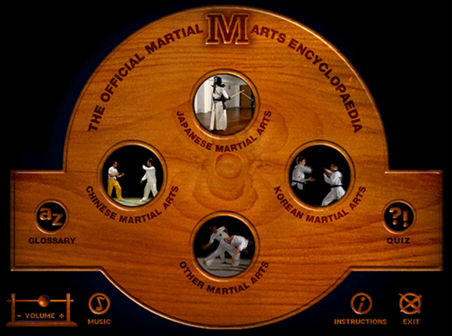 The Martial Arts Encyclopaedia