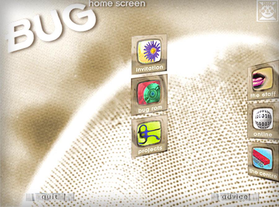 'Bug' MA Project