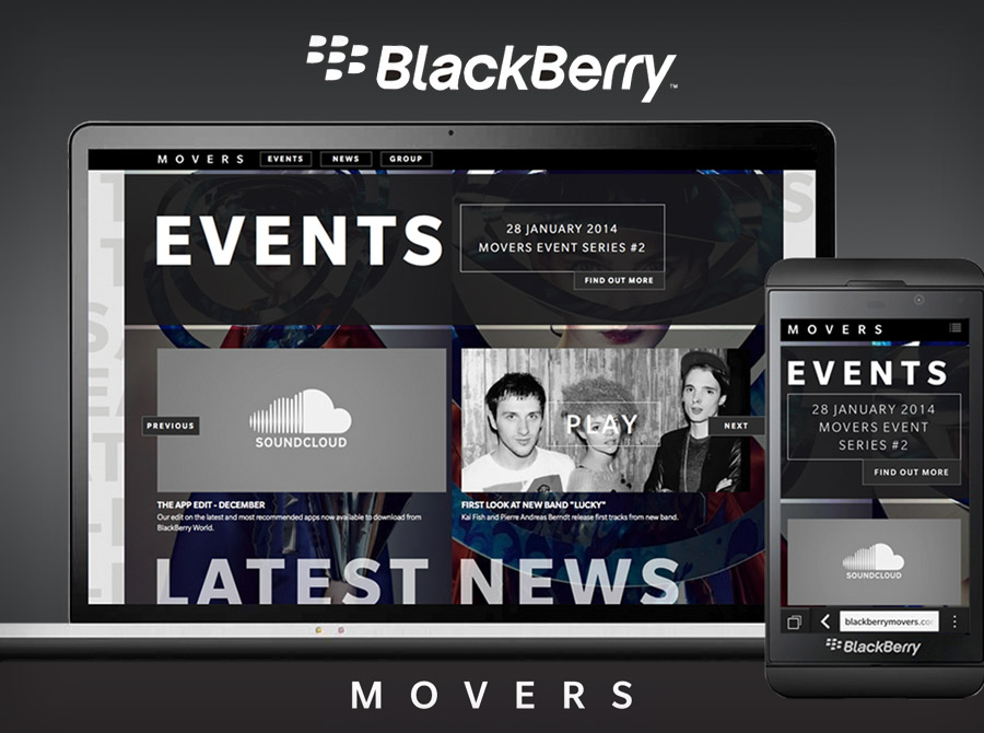 BlackBerry Movers