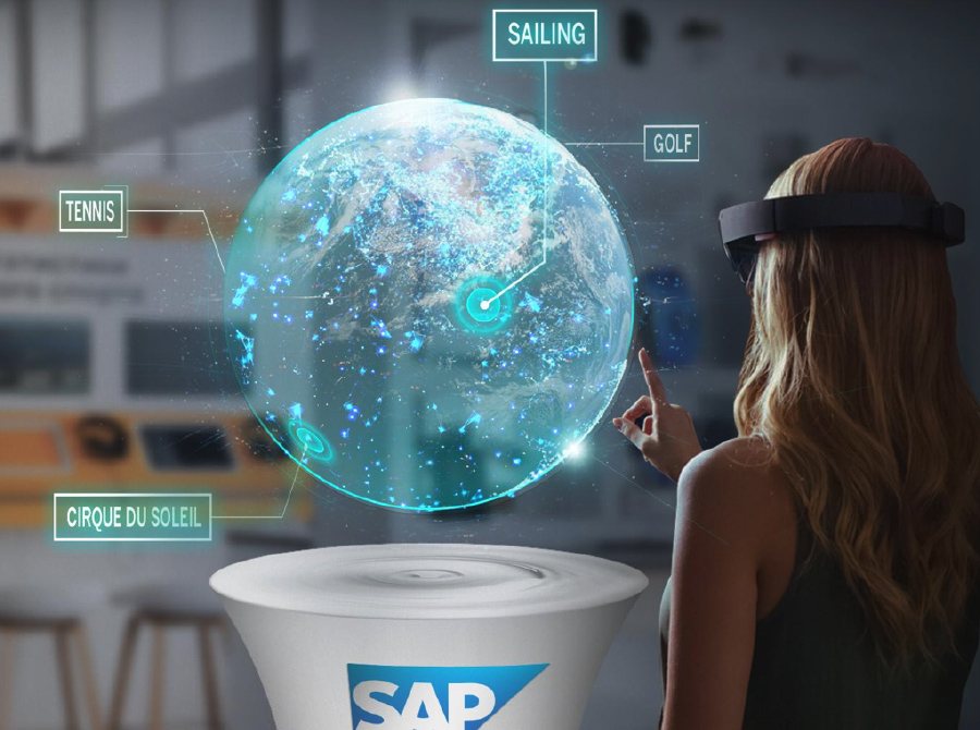 SAP Vision Mixed Realities