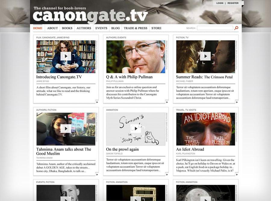 Canongate TV