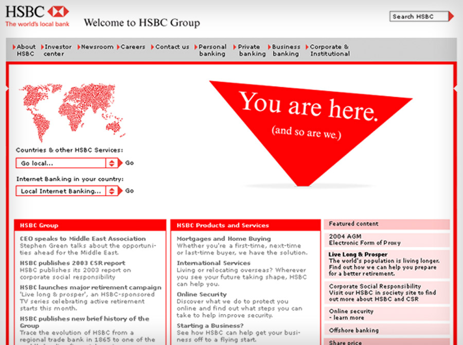 HSBC Global RFP