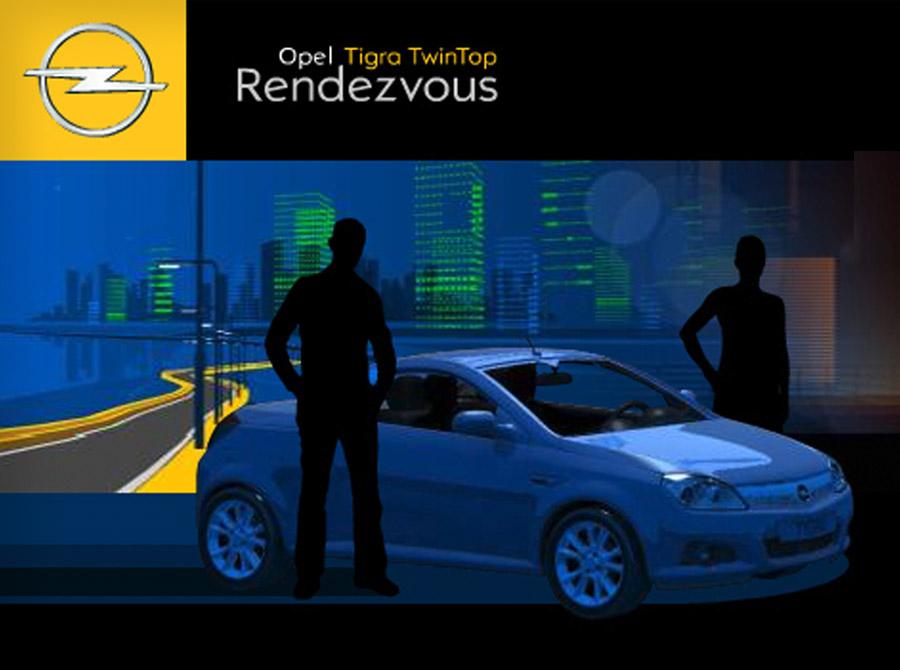 Opel Tigra TT 'Rendezvous'
