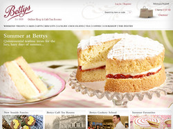 Betty's E-commerce