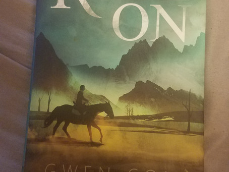 "Book Review: ""Ride On"" by Gwen Cole"