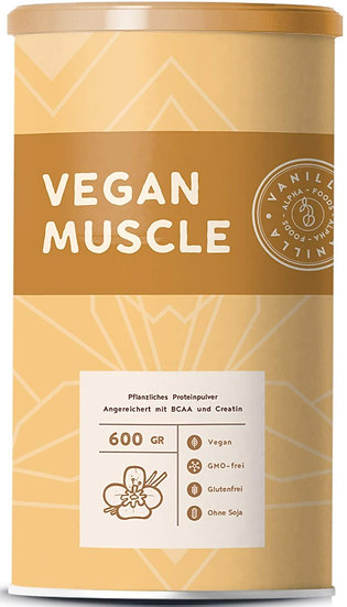 PROTEIN MUSCLE VANILLE