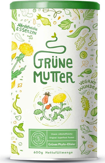 """GRÜNE MUTTER"""