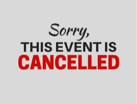 Spring Craft Fair Cancelled