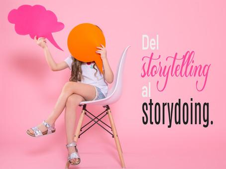 Del storytelling al storydoing.
