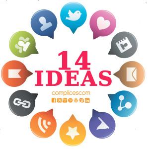 14 ideas para los que tienen una marca, trabajan en ella, con ella, para ella o contra ella