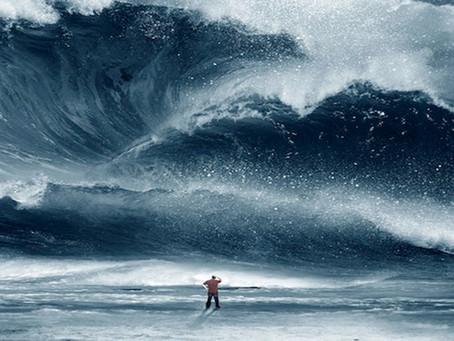 El tsunami que puede acabar con tu negocio es el que parece más insignificante.