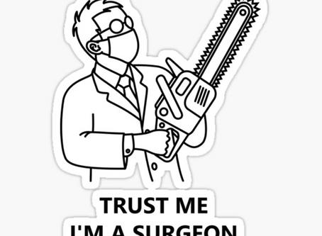 Antes de amputar, asegúrate del diagnóstico.