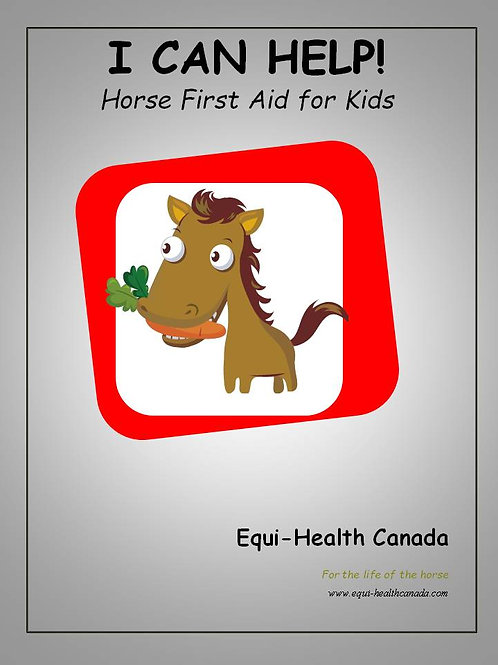 I Can Help Manual - First Aid for Kids