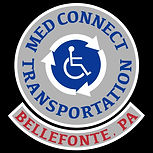 Med Connect non-ambulatory transportaton service, Central Pennsylvania