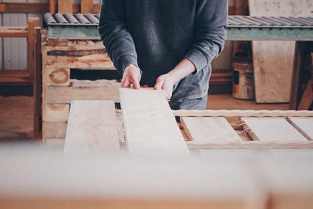 Hand crafted oak, ash, maple, cherry wide plank hardwood flooring