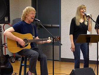 Pop songs, current favorites and classics from Red & Yellow, music duo, guitar and vocals, Simsbury, CT, USA.