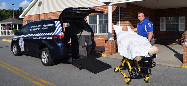 Med Connect Transportation, Bellefonte, Pennsylvania