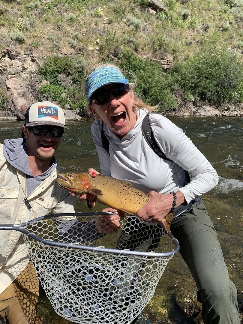 Jake Flood, JFLY Fly Fishing, Orvis endorsed fly fishing guide, Aranksas, Idaho & Wyoming fly fishing.