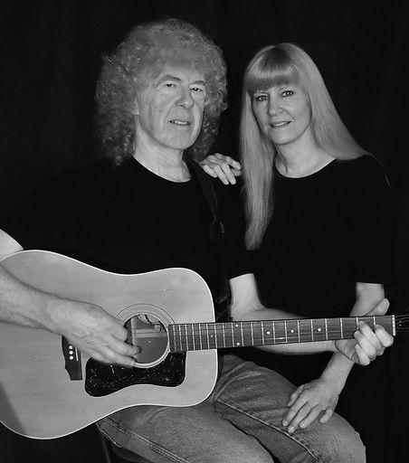Dan & Debra, Red & Yellow Music, Simsbury, CT.