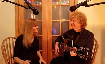 House concerts, outdoor events, house parties. Red & Yellow Music. Dan and Debra. Guitar and singing harmonies. Simsbury, CT, USA.