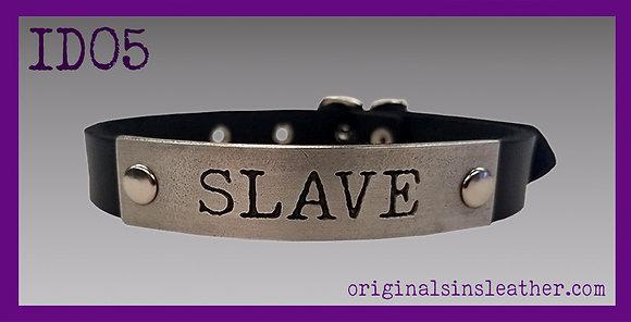SLAVE Choker