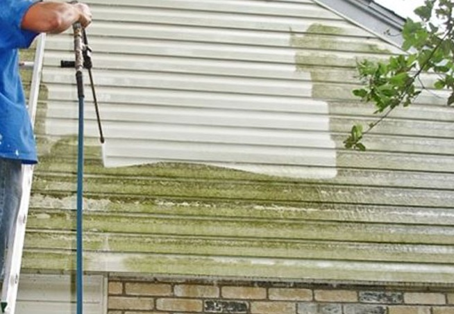 Home Power Washing Siding NJ