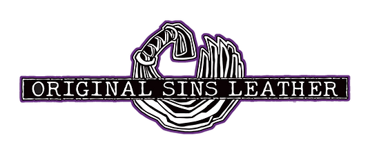 Original Sins Leather Hand Made Intimate Leather Goods