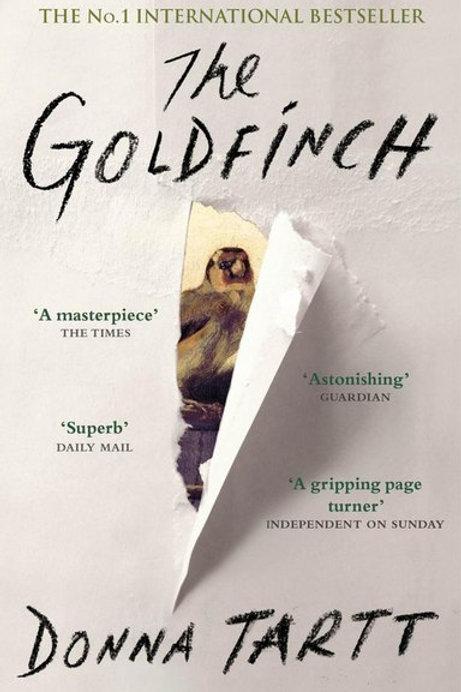 Donna Tartt «The Goldfinch»
