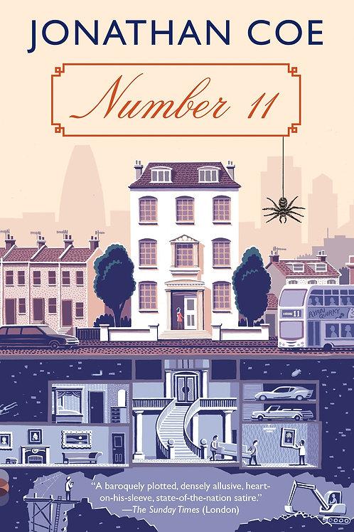 Jonathan Coe «Number 11»