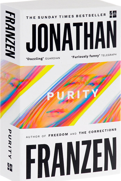 Jonathan Franzen «Purity»