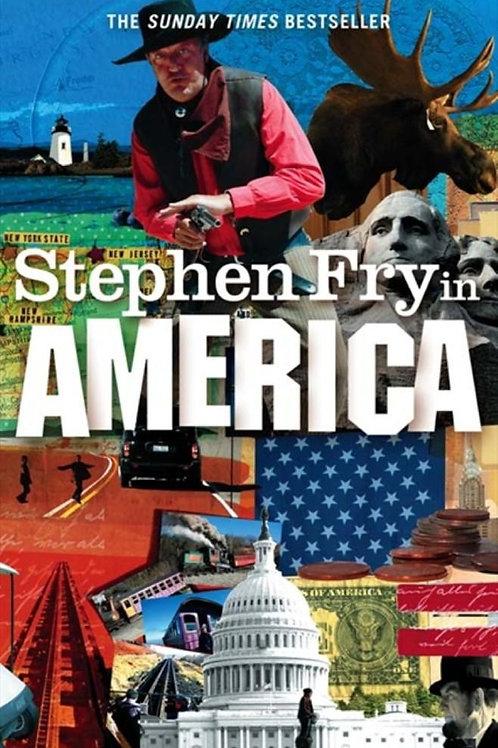 Stephen Fry «Stephen Fry's in America»