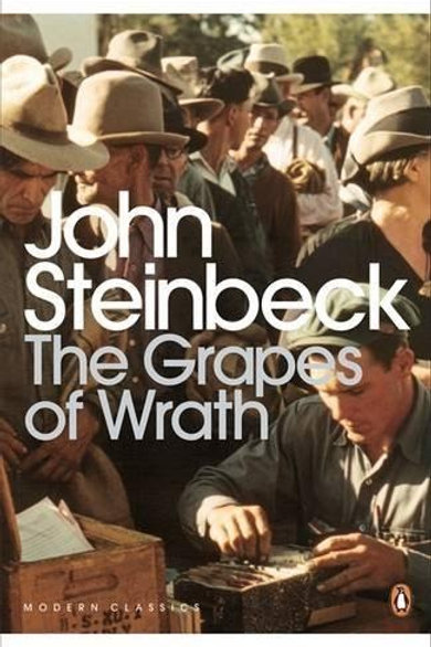 John Steinbeck «The Grapes of Wrath»