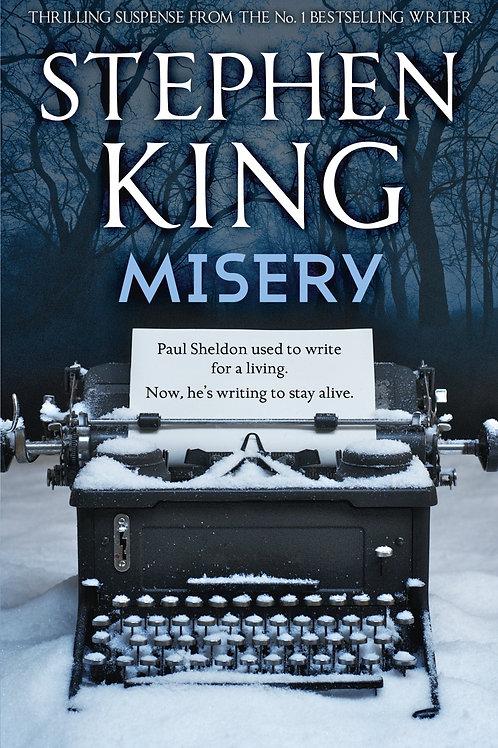 Stephen King «Misery»