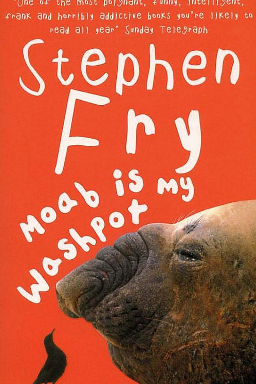 Stephen Fry «Moab Is My Washpot»